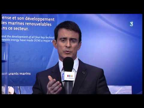 Le Premier ministre Manuel Valls, invité du 19/20 France 3 Bretagne, jeudi 18/12/2014
