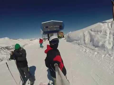 Sport e Neve, Santiago do chile, Valle Nevado