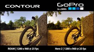 Gopro Hero 2 Vs Contour Roam