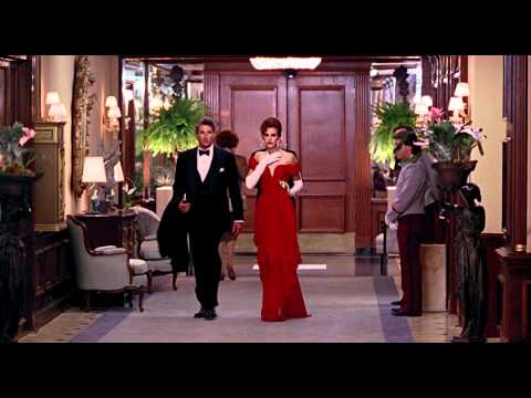 Pretty Woman Necklace Scene