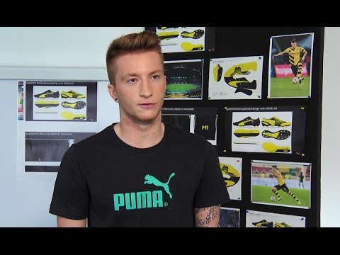Marco Reus designt Fussballschuh - Puma evoSPEED 1.3 MR FG