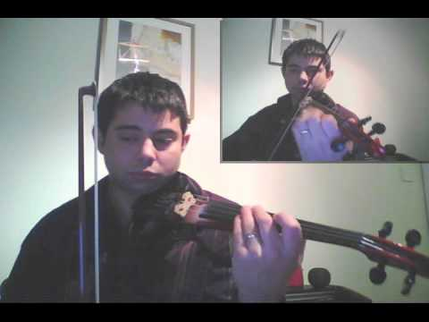 Beneath Your Beautiful - Labrinth ft. Emeli Sande (Electric Violin x 2)