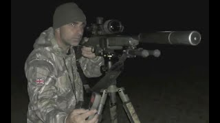 The Shooting Show - foxing with the Pulsar Thermion scope