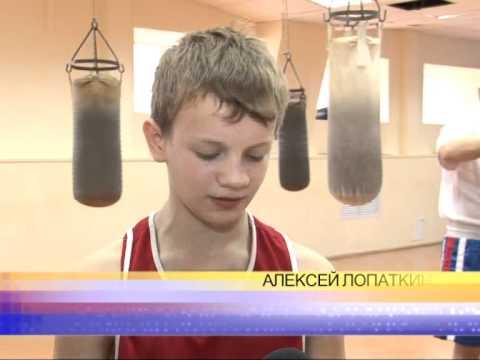 Чемпион по боксу провел мастер-класс в Краснодаре - Видео сообщество