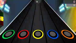 Guitar Flash Android - Fury Of The Storm by Dragon Force 99%