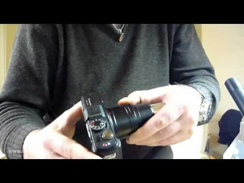 Mikroskop + Kamera Fotos Videos Anleitung