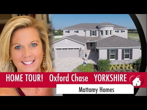 Winter Garden New Homes - Oxford Chase by Mattamy Homes - Yorkshire Model