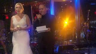 Erin and Jon wedding (groom speech)