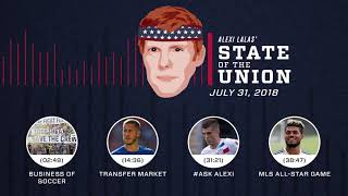 Business of soccer + USMNT's youth | EPISODE 25 | ALEXI LALAS' STATE OF THE UNION PODCAST