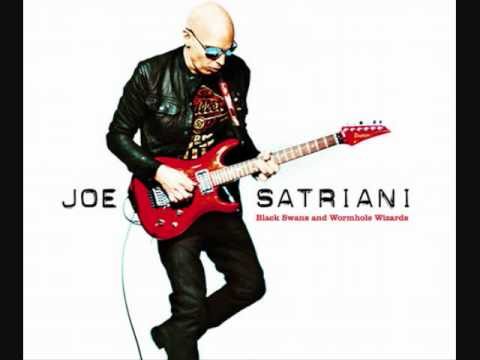 Joe Satriani - The Golden Room