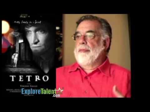 Francis Ford Coppola On His New Film Tetro (2009)