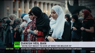 'We are criminalized': First woman fined for wearing niqab in Denmark