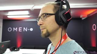 HP Omen Mindframe im Video Review