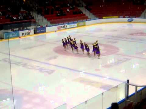 Figure Skaters in Finland