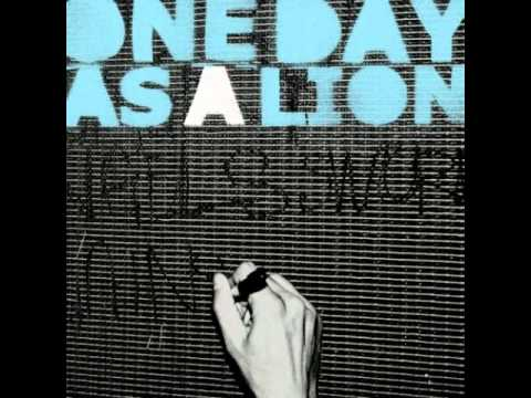 One Day As A Lion - Last Letter