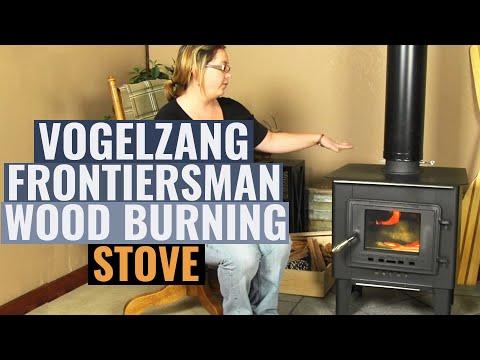 Vogelzang Frontiersman Wood Burning Stove