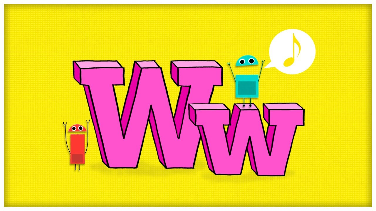 A Alphabet Letter ABC Song: The Letter W...
