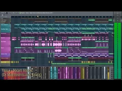 Veela - Night Vision (Dj Martensvillian Remix)