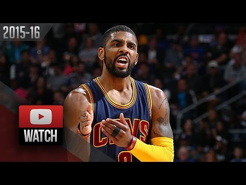 Kyrie Irving Full Highlights at Pistons 2016 Playoffs R1G4 - 31 Pts, Crazy Shots, GAME-WINNER!
