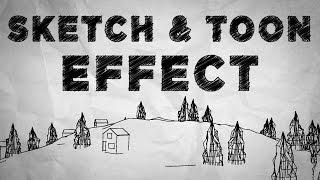 Part #1 - Tutorial - Sketch & Toon Effect (Cinema 4d)