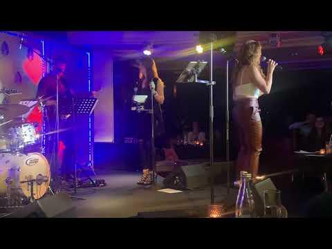 Veres Mónika Nika - Soundtracks Medley live in Orfeum Club Budapest 17/10/2019