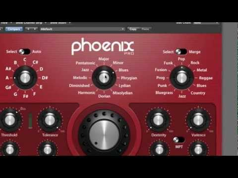 Phoenix Pro: New Guitar Plugin Turns Hacks into Shredders