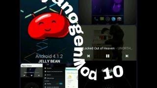 Rom CM10 (Jelly Bean) para  Xperia® Play (Tutorial de Instalación) BootLoader desbloqueado