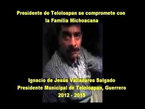 Video revela amenazas del narco a alcalde de Teloloapan, Guerrero