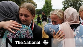 New Zealanders mourn 50 people killed in mosque shootings