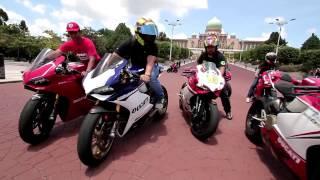 Ducati Panigale Kingdom Mega Gathering 2017