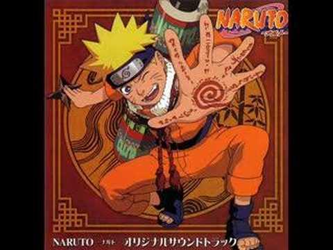 Naruto Soundtrack - The Raising Fighting Spirit video