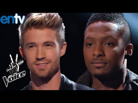 Josiah and Kris Eliminated, Top 8 & Oprah - The Voice Season 4
