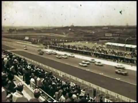 第2回日本グランプリレース「プリンス勝利の記録」