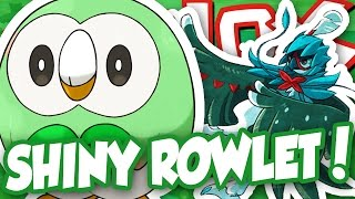 GETTING SHINY ROWLET!! (fail) / Pokemon Brick Bronze / RussoPlays