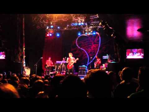 Matt Nathanson -- car crash -- live house of blues Anaheim