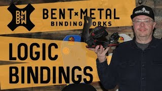 2018 Bent Metal Logic Snowboard Bindings - Review - TheHouse.com