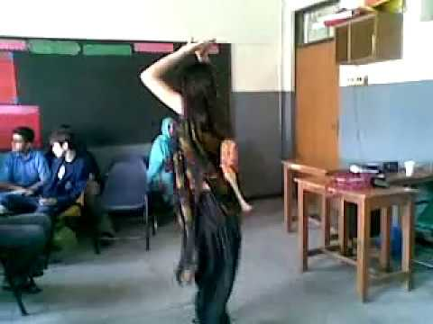 Indian Girl Dance College video