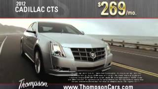 Thompson Cadillac-Buick-GMC - Thompson is Cadillac