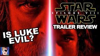 Star Wars Theory: Will Luke Be Evil?!