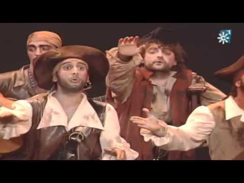 Los Piratas, de Antonio Martínez Ares, cantan a Andalucía