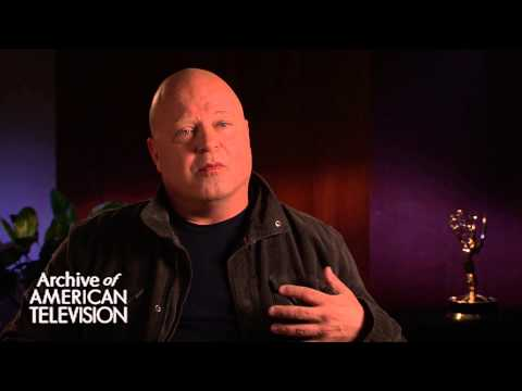 Michael Chiklis discusses The Commish coming to an end- EMMYTVLEGENDS.ORG