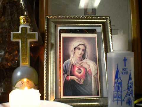 683/2000 AVE MARIA(in silence)/Spiritus Sancti/cover