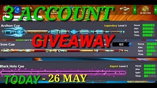 #8ball #pool #live   COIN AND ACCOUNT GIVEAWAY [2860505998]