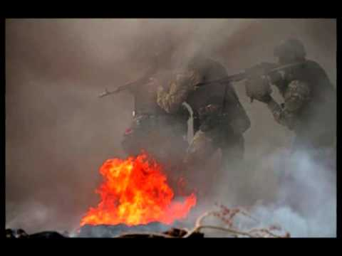 Ukraine tense as Russia launches military drills, activists die in clashes