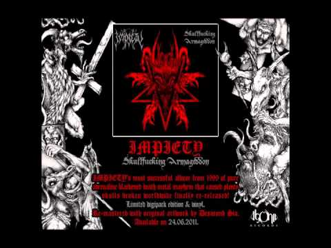 Impiety - Diabolical Witching Aggression
