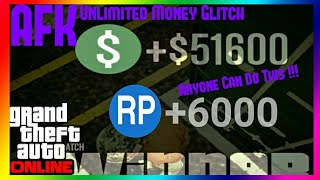 GTA 5 Online AFK Unlimited Money Glitch | GTA 5 Online Unlimited RP Glitch [NO REQUIREMENTS NEEDED]
