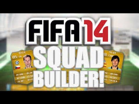 FIFA 14 - 10K Hybrid team, Ft Farfan, Sneijder, Klaas-jan Huntelaar