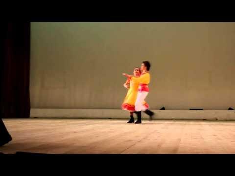 Видео клип ансамбля танца «Россияне» — Танец «Перепляс» / 2012