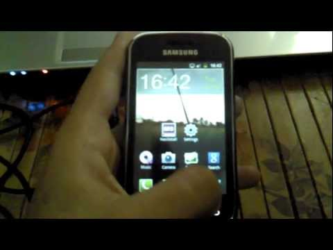 how to root galaxy mini 2