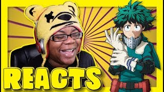 Boku no Hero Academia cracK 2 by basicaids | Animation Reaction